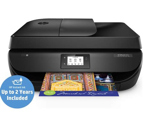 Printer Hp Wireless All In One hp officejet 4658 all in one wireless inkjet printer with fax deals pc world
