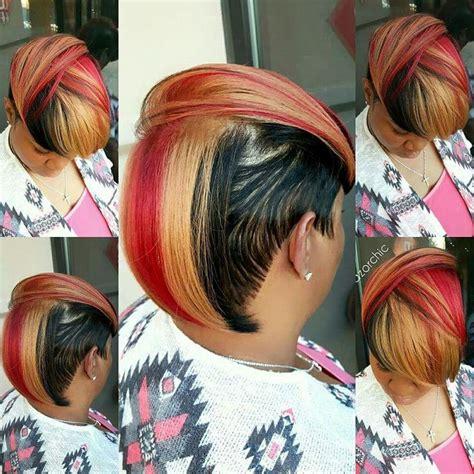 razor chic on pinterest malinda williams quick weave and short razor cut specialist in ga black hair 17 migliori idee su