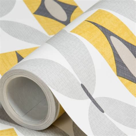 grey yellow wallpaper uk retro wallpapers our pick of the best housetohome co uk