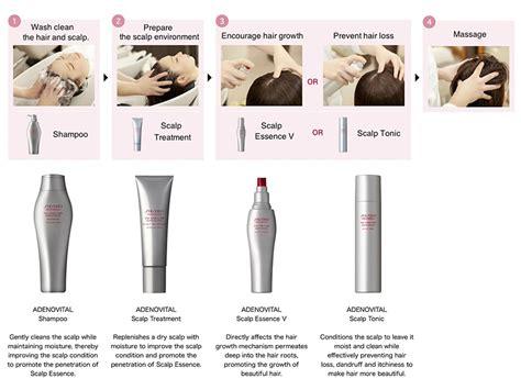 Shiseido Adenovital buy shiseido professional the hair care adenovital scalp