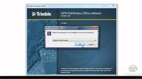 Gps Pathfinder Office by Csds Tutorial Installing Trimble Pathfinder Office