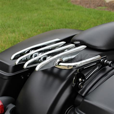 Stealth Luggage Rack by Detachable Stealth Luggage Rack For 09 Touring