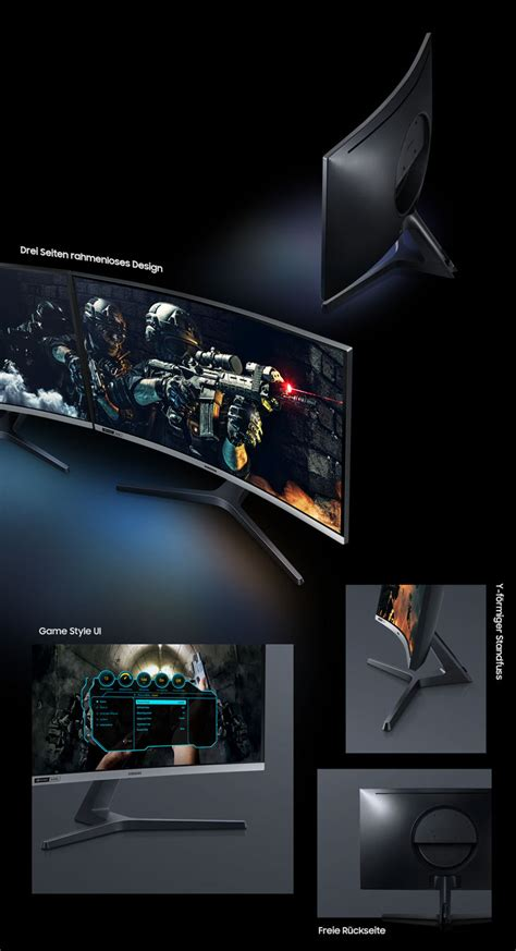 Samsung 27 Curved Monitor by Samsung Crg50 27 Quot Curved Gaming Monitor Best Deal South Africa
