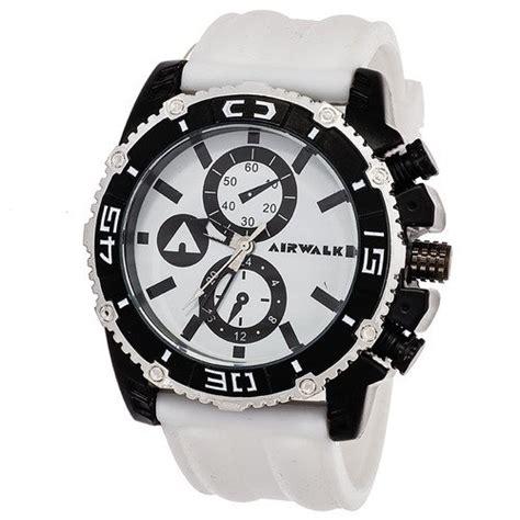 Airwalk Ean Black airwalk s black white high roller chronograph