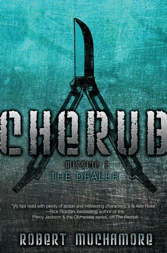 cherub the dealer by robert muchamore book