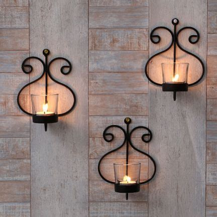 Candle Holder Wall Decor by Wall Decor Candles Home Decoration Club