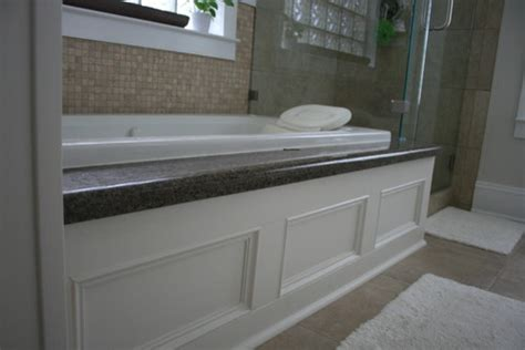 bathtub panel surrounds can you share where you got the wood panel surround for
