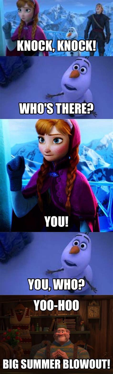 Film Frozen Jokes | 15 jokes and memes that only true frozen fans will love