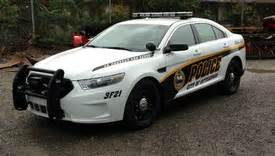 ford police interceptor with 2.0l ecoboost rated most fuel