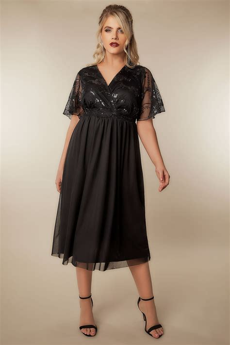 Can You Purchase Items Online With A Visa Gift Card - black mesh midi dress with sequin embellishment plus size 16 to 32