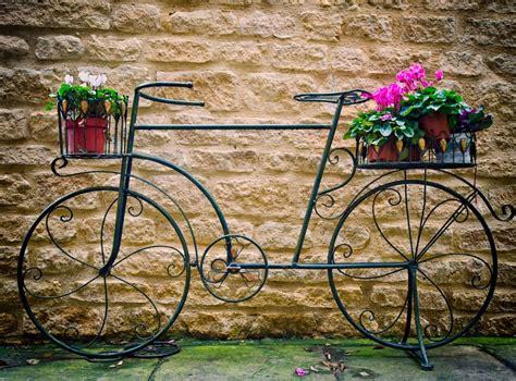 Gartendeko Fahrrad by Gartendekoration Fahrrad 183 Ratgeber Haus Garten