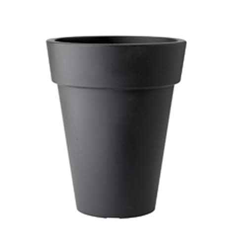 High Planters by Elho Planter High Anthracite 35cm At Wilko