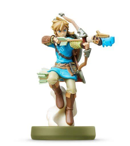 Amiibo Link Archer The Legend Of Breath Of The all the legend of breath of the amiibo unlocks guide nintendo