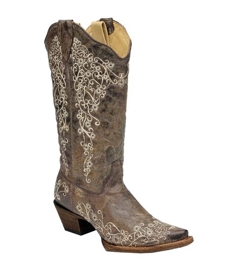 corral boots crater boots dillards