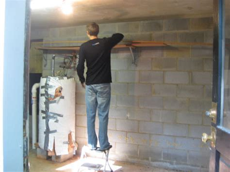 Waterproofing A Basement And Getting Rid Of Mold & Mildew