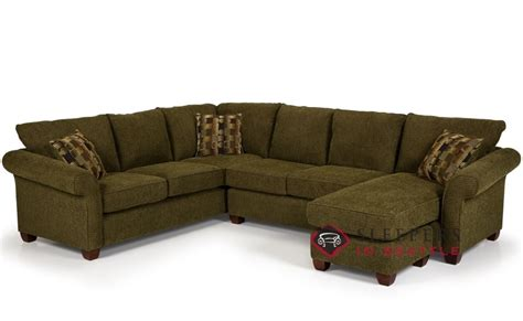 queen sleeper chaise sofa customize and personalize 664 true sectional fabric sofa