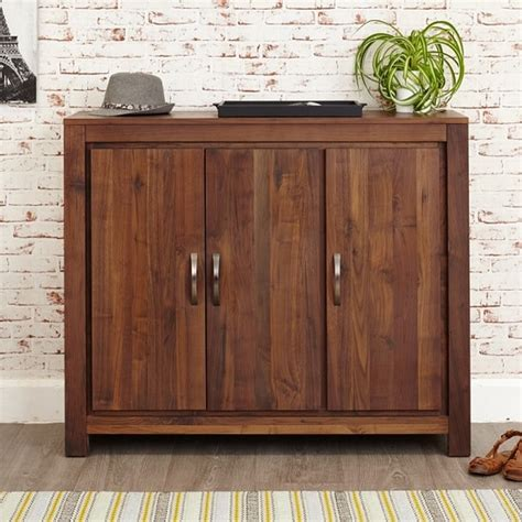 walnut shoe storage cabinet sayan wooden shoe storage cabinet in walnut with 3 doors