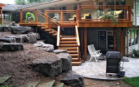 Retaining Wall Manufacturers Retaining Wall Suppliers Paradise Decks And Landscape Design