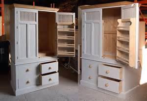 Kitchen larder cupboards furniture4yourhome
