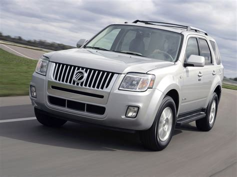 2008 mercury mariner autos post