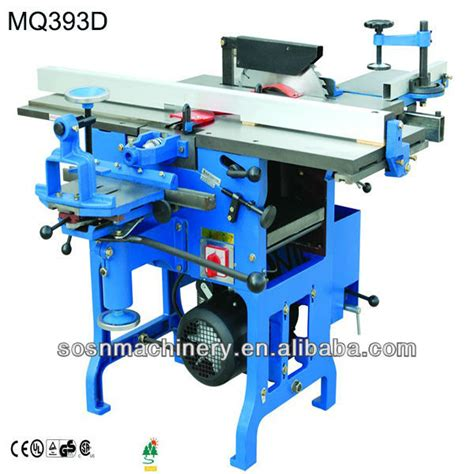 Multipurpose Combination Woodworking Machines For Sale