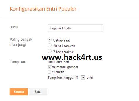 template lop kecil membuat popular post kotak bergambar blog ticco cyber4rt
