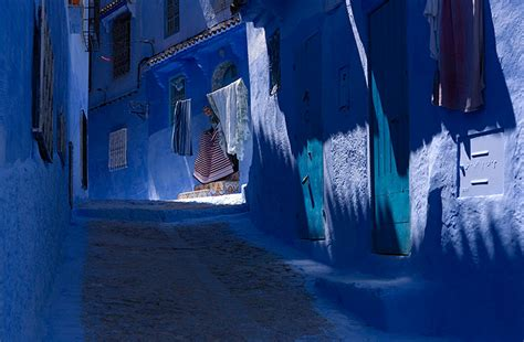 blue city in morocco the blue town chefchaouen morocco tododesign by