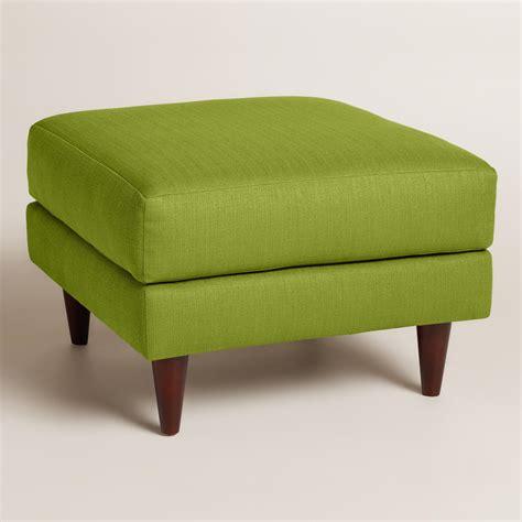 woven pouf ottoman textured woven reza upholstered ottoman world market