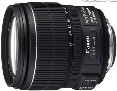 canon ef s 15 85mm f/3.5 5.6 is usm lens review