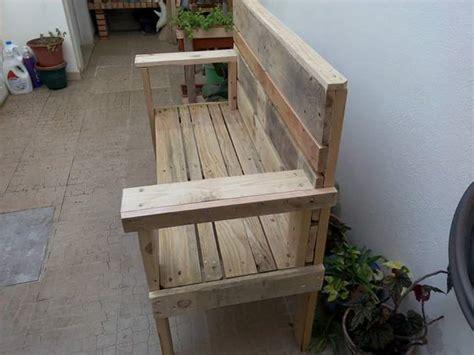 diy reclaimed wood bench reclaimed wood pallet bench pallet furniture diy