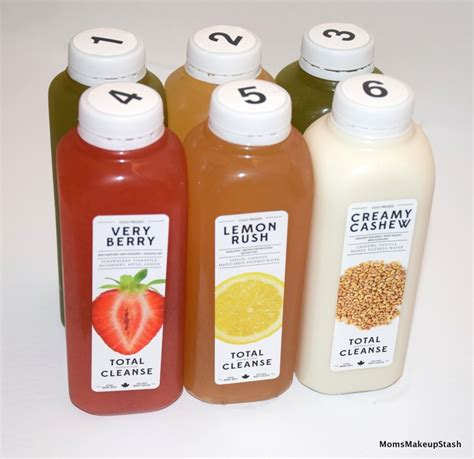 Total Detox Juice by Total Cleanse Juice Review 3 Day Energize Cleanse