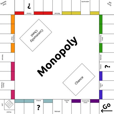 best free printable board games 8 best monopoly templates images on pinterest monopoly