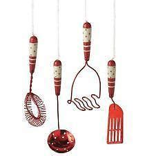 kitchen ornaments ebay