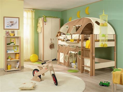 bedroom fun funny play beds for cool kids room design by paidi digsdigs