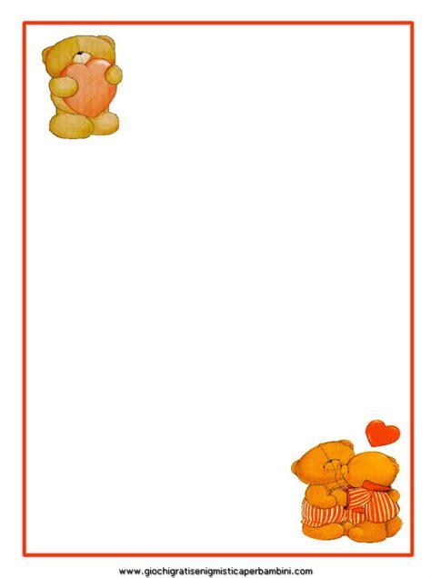 carta da lettere per bambini carta forever friends giochi per bambini