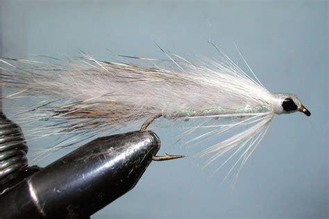 pattern hooks nz rabbit smelt trout fly pattern