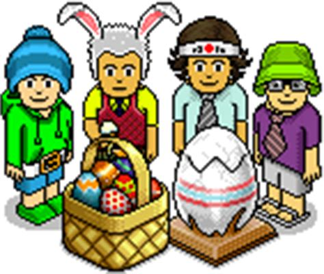 Garden Arch Habbo Easter Habbo Wiki The Wiki About Everything Habbo