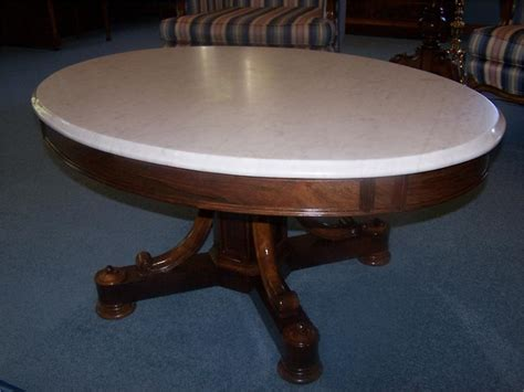 antique marble coffee table antique marble top