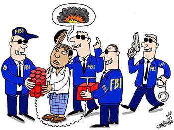 the boston bombings: hatched by the fbi war is crime