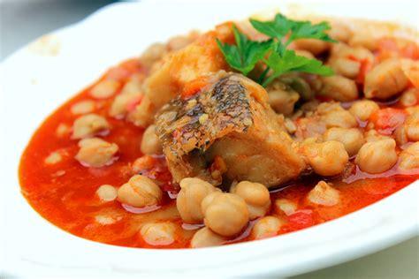 recetas de cocina con bacalao potaje de garbanzos y bacalao blog de cocina