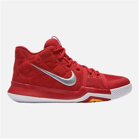 finish line basketball shoes sale boys grade school nike kyrie 3 basketball shoes finish line