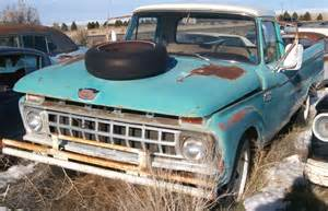 Restored original and restorable ford trucks for sale 1956 1996