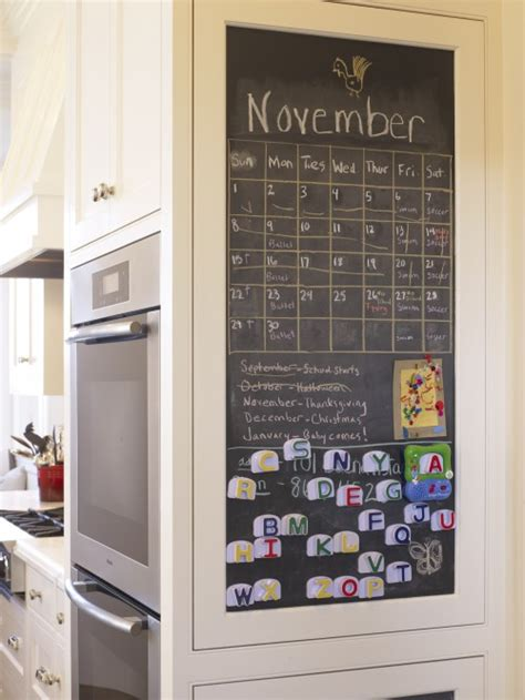 kitchen message center ideas kitchen chalkboard traditional kitchen gast architects