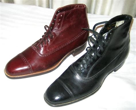 1920s oxford shoes 1920 s mens oxford boots 1920s mens fashion