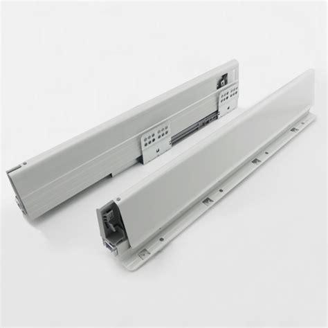 Aluminum Drawer Slides by Furniture Extension Metal Drawer Slides Tandem Box