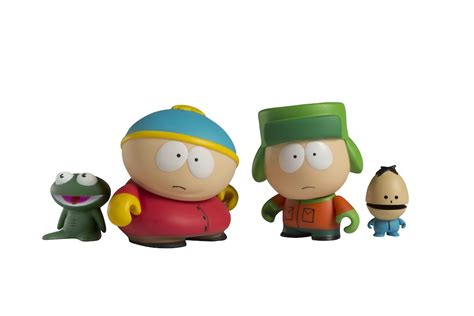 Kid Robot by Two New South Park Lines From Kidrobot Plastic And Plush