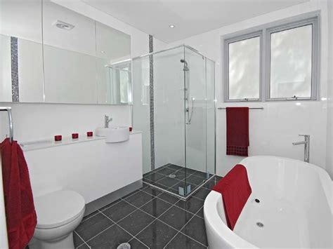 bathroom feature tiles ideas modern bathroom design with freestanding bath using tiles