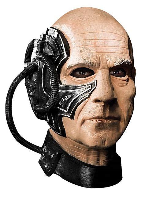 Christmas Movie Decorations Star Trek Borg Mask Maskworld Com