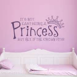 girl princess wall decals princess fabric wall stickers by littleprints