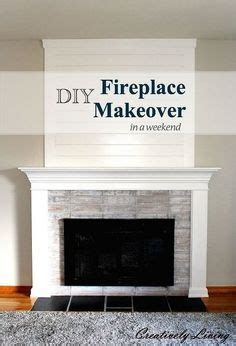 6 inspiring paint projects | fireplaces, herringbone tile